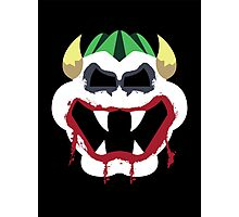 Joke's On You Bowser Photographic Print