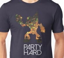 Party Hard Unisex T-Shirt