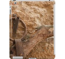 old wall iPad Case/Skin