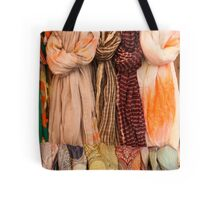 colored clothes Tote Bag
