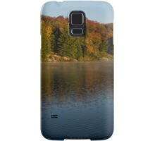 Bright and Sunny Fall Reflections Samsung Galaxy Case/Skin