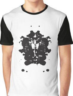 Inkblot Pharaoh  Graphic T-Shirt