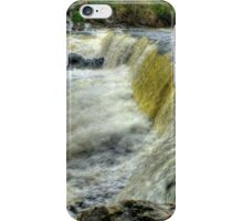 Upper Falls Aysgarth 1 - HDR iPhone Case/Skin