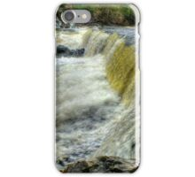 Upper Falls Aysgarth 1 - HDR iPhone Case/Skin