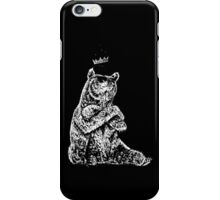 Smug Bear iPhone Case/Skin