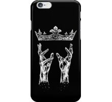 Reaching for crown iPhone Case/Skin