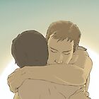 The hug by Ivan Bruffa