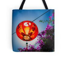 chinese lantern festival Tote Bag