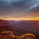 Govetts Sunrise by Geoff Smith
