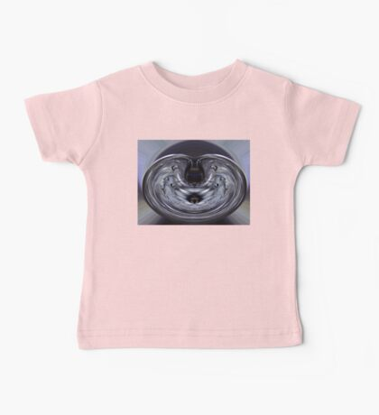 Abstract glass Baby Tee