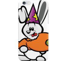 HeinyR- White Magic Rabbit iPhone Case/Skin