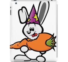 HeinyR- White Magic Rabbit iPad Case/Skin