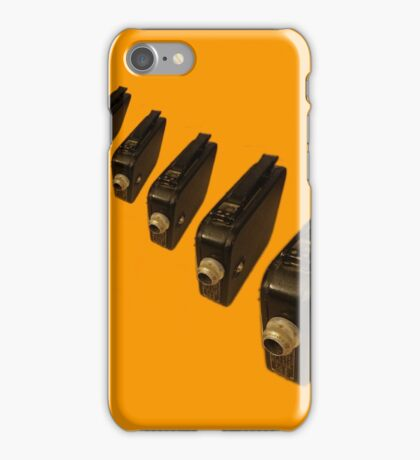 Follow through History iPhone Case/Skin