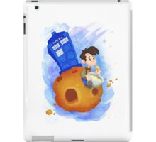 Doctor Who babies - inspired by Doctor Who iPad Case/Skin
