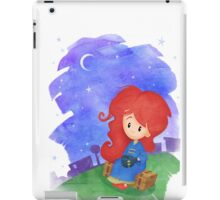 Doctor Who babies - inspired by Amy Pond iPad Case/Skin