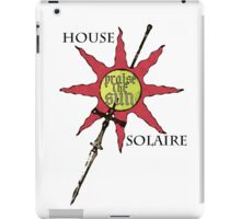 House Solaire iPad Case/Skin