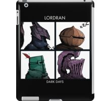 Bros of Lordran iPad Case/Skin