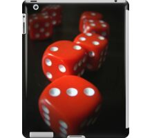 24 Red iPad Case/Skin