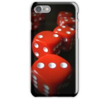 24 Red iPhone Case/Skin