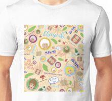 Golden Girlspalooza! Unisex T-Shirt