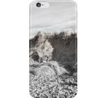 dunes after the big storm iPhone Case/Skin