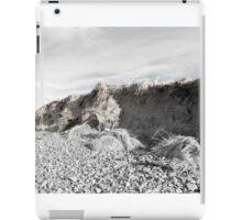 dunes after the big storm iPad Case/Skin