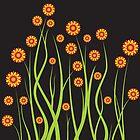 The flowers by Alexzel
