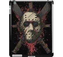 Jason — Tools of trade iPad Case/Skin