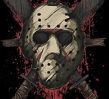 Jason — Tools of trade by ottyag