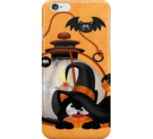 An Angry Cat  iPhone Case/Skin