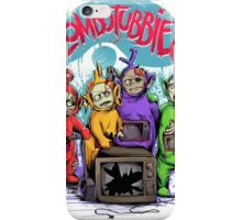 Zombotubbies iPhone Case/Skin