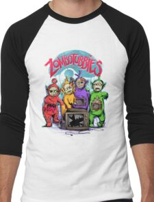 Zombotubbies Men's Baseball ¾ T-Shirt