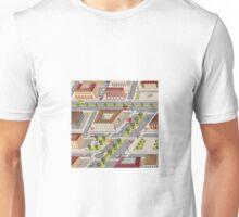 Retro city Unisex T-Shirt