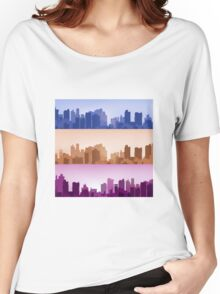 Landscape Women's Relaxed Fit T-Shirt