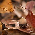 Happy Thanksgiving by Lynn Gedeon