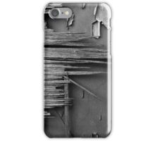 Splinters iPhone Case/Skin