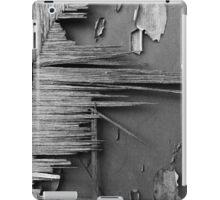 Splinters iPad Case/Skin