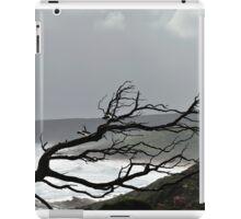 Skeleton in the Storm iPad Case/Skin