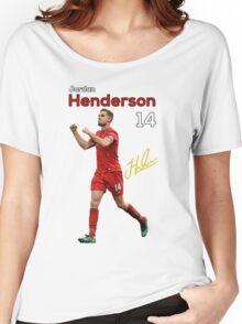Jordan Henderson 14 Women's Relaxed Fit T-Shirt