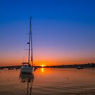 Southerly Sunset #2 by manateevoyager