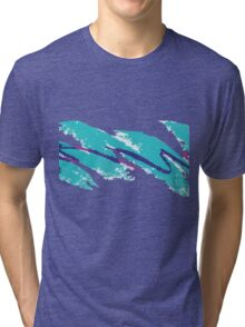 Aesthetic Vector Water  Tri-blend T-Shirt