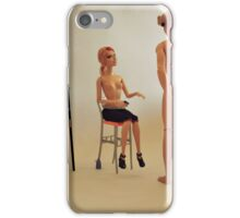 The Fluffer iPhone Case/Skin