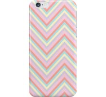 Baby Doll Chevrons iPhone Case/Skin