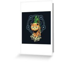DARK CUTENESS Greeting Card