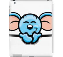 HeinyR- Blue Mouse iPad Case/Skin