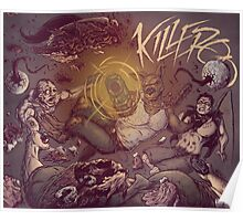 Killeroo by MALICIOUS Poster