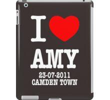 I Love Amy - Camden Town iPad Case/Skin