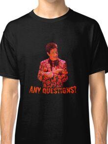 David S. Pumpkins - Any Questions? VI Classic T-Shirt