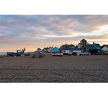 Aldeburgh, Suffolk, England Photographic Print