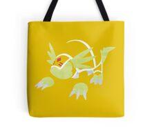 Project Silhouette 2.0: Armadillomon Tote Bag